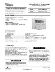 applications spécifications précautions attention ! mise en garde