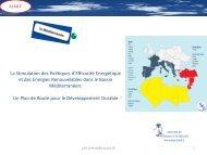 Télécharger la présentation de M. CHEHAB sous format .pdf - AUF