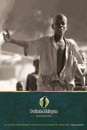 « Les hommes peuvent atteindre un but commun ... - Point Afrique