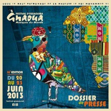 télécharger - Le Festival Gnaoua et des musiques du Monde d ...