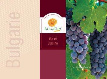 Les vins bulgares
