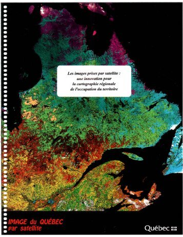 Format PDF, 6,1 Mo - Québec géographique