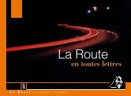 La Route - Laurence Drake - Index