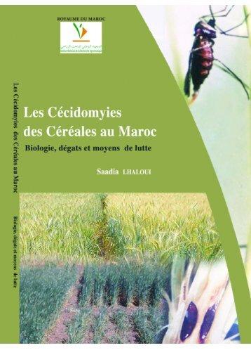 Les cécidomyies des céréales au Maroc - Institut National de la ...