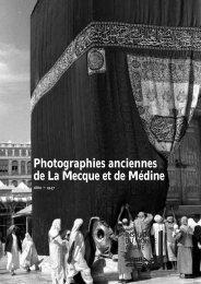 Photographies anciennes de La Mecque et de Médine - Lauschaf