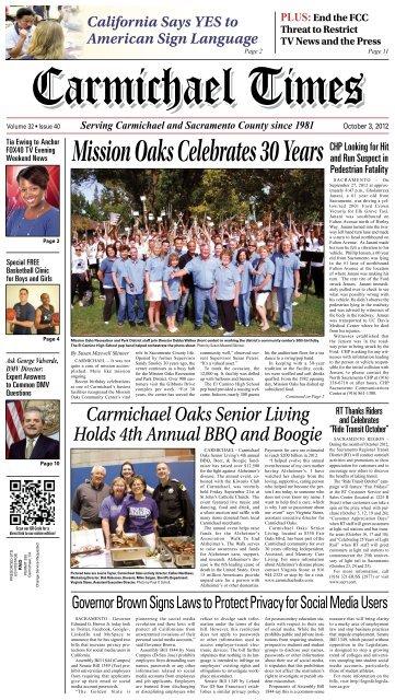 Times 10-03-12.pdf - Carmichaeltimes.com