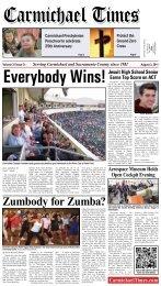 August 3, 2011 - Carmichael Times