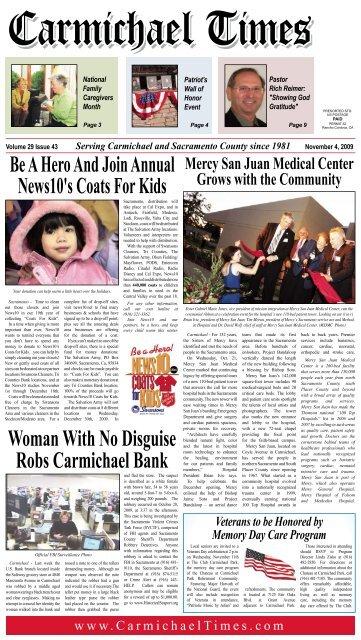 Times 11-04-09.pdf - Carmichaeltimes.com