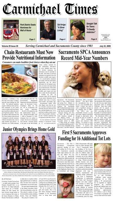 Times 07-22-09.pdf - Carmichaeltimes.com