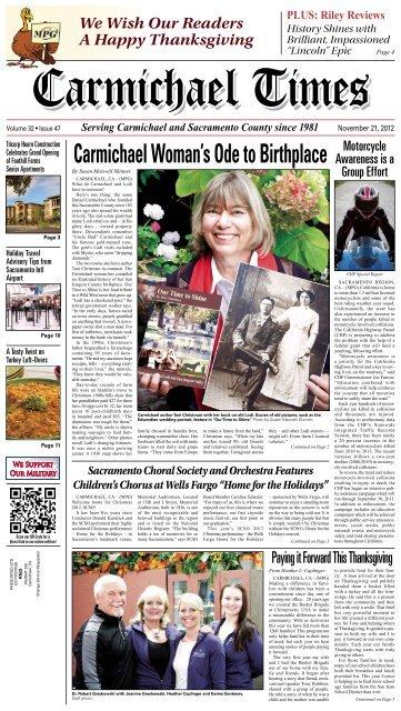 Times 11-21-12.pdf - Carmichaeltimes.com