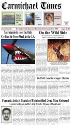 On the Wild Side - Carmichael Times
