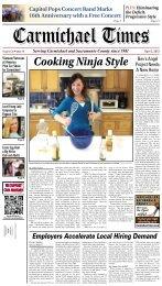 April 3, 2013 - Carmichael Times