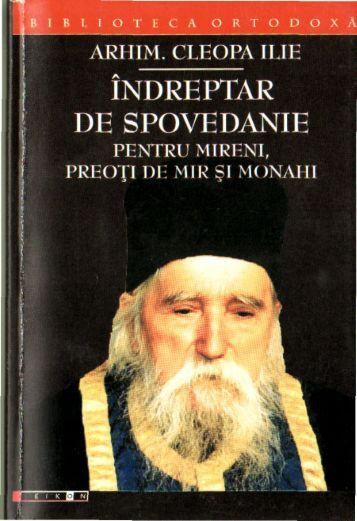 Cleopa Ilie - Indreptar de Spovedanie.pdf