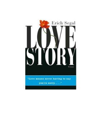 Erich Segal – Poveste de Iubire