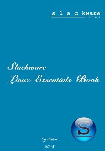 Manual SlackWare Linux Essentials