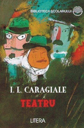 Caragiale Luca Ion - Teatru (Cartea).pdf