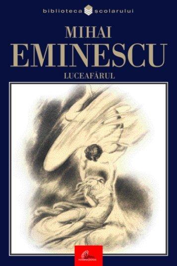 Eminescu Mihai- poezii