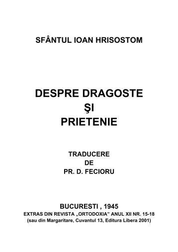 Ioan Gura de Aur - Despre dragoste si prietenie.pdf