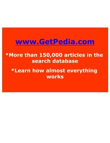 How To Promote Your Website and Internet Marketing.pdf - Index of