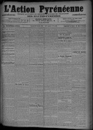 29 octobre 1910 - Bibliothèque de Toulouse