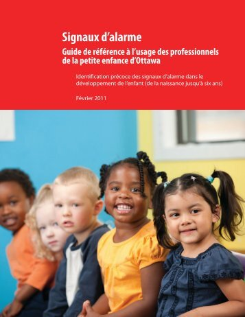 Signaux d'alarme - Community Information Centre of Ottawa