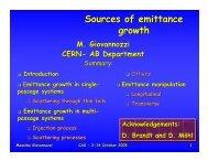 2 - CERN Accelerator School