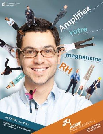 Programme Colloque 2013 - agrhe