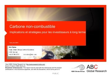Carbone non-combustible