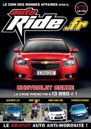 01-Couv AR22.indd - Auto Ride