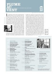 Edition de novembre 2010 (N°347) - Societe de Lecture Geneve