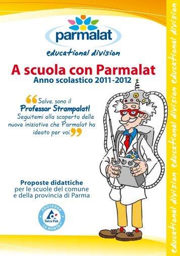 A Scuola con Parmalat a.s. 2011-2012 - Maia