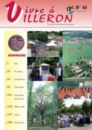 Vivre à Villeron Octobre 2009 - Site officiel de la mairie de Villeron