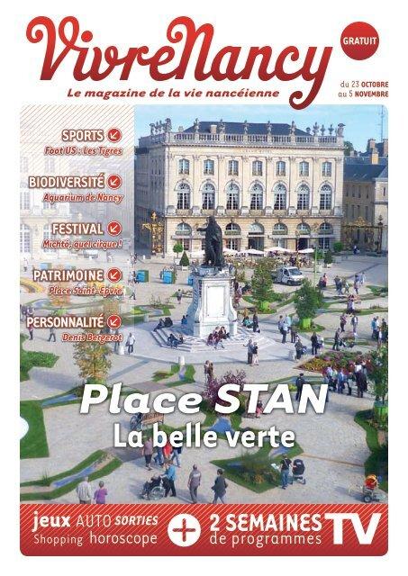 TV Lorraine Magazine