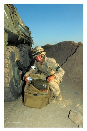 Formation de soldats résilients — À la recherche de solutions au ...