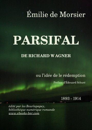 Parsifal - Bibliothèque numérique romande