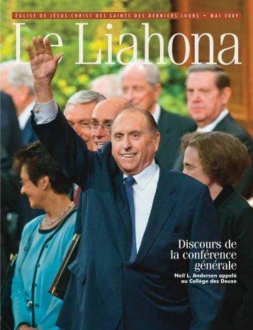Mai 2009 Le Liahona