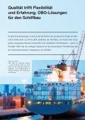 Lösungen für den Schiffbau - OBO Bettermann - Seite 2