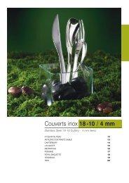 4 mm Inox : 18/10… - 2imahl
