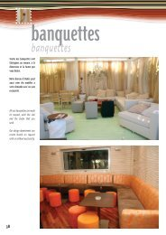 banquettes - 2imahl