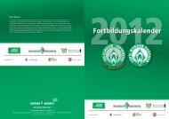 Werder Fortbildung 2012 - Werder Bremen