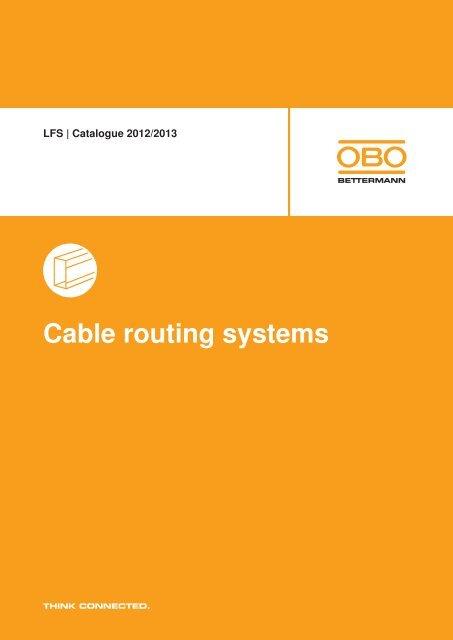Lfs Vk Wiring Trunking System Dahl Obo Bettermann