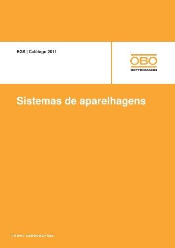 EGS | Sistemas de tomadas Modul 45 - OBO Bettermann