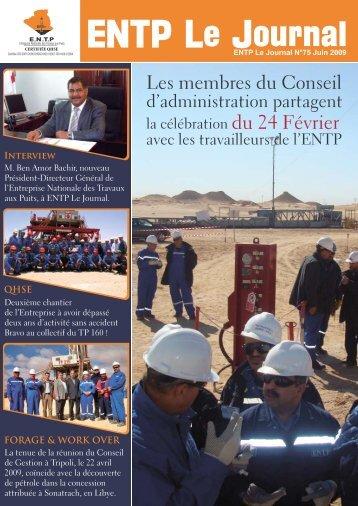Les membres du Conseil - ENTP