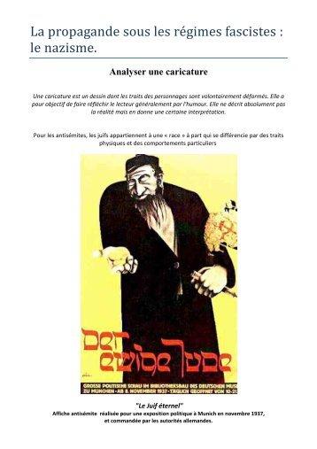 Le Juif éternel pr VH - Collège VICTOR HUGO