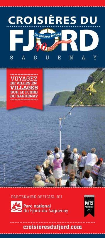 croisieresdufjord.com - Bonjour Québec.com