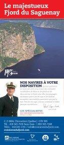 croisieresdufjord.com - Bonjour Québec.com - Page 2