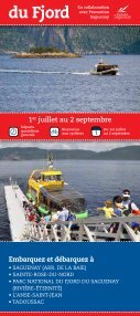croisieresdufjord.com - Bonjour Québec.com - Page 5