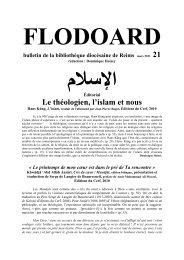 Le théologien, l'islam et nous