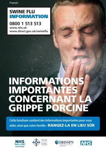 Swine flu information - Gov.uk