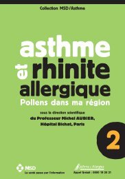Asthme et rhinite allergique - AsthmAction